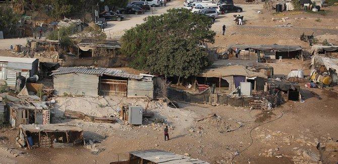 Terör rejiminden Filistinlilere 'evlerinizi kendiniz yıkın'