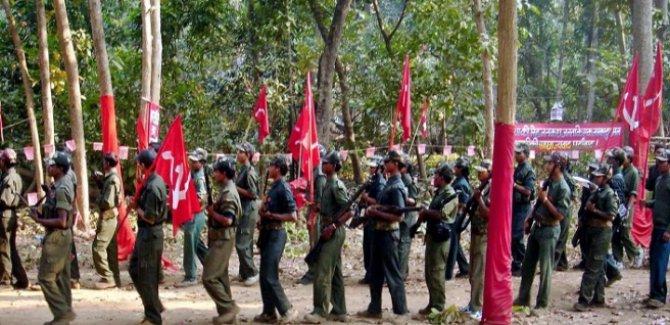 Maocular ayaklandı