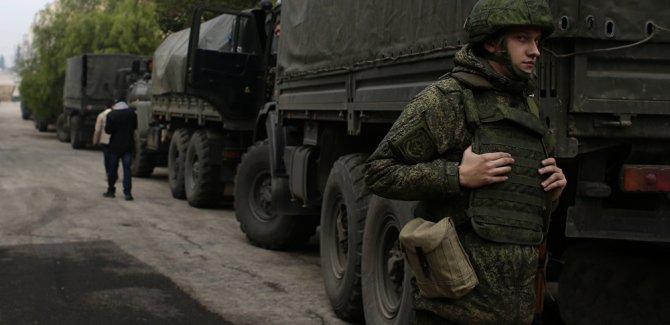 Rusya İsrail'e Suriye hava sahasını kapatabilir