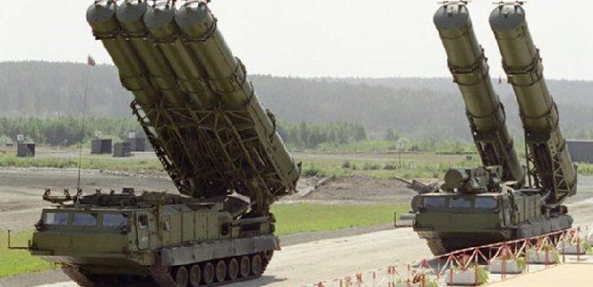 Rusya Suriye'ye S-300 sistemleri konuşlandırılacak