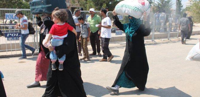 Suriyeliler için 'Hukuk Kliniği' açıldı