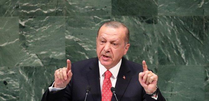 Erdoğan: ABD'den bütün dünyaya terör ihraç ediliyor