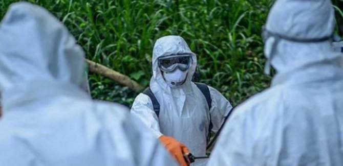 Dünya Sağlık Örgütü'nden Ebola salgını açıklaması