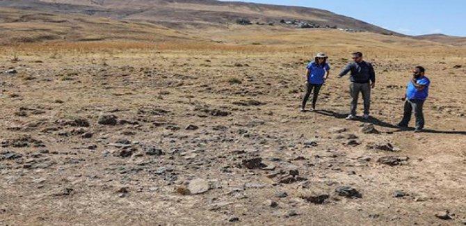 Van'da 400.000 yıllık yapı bulundu