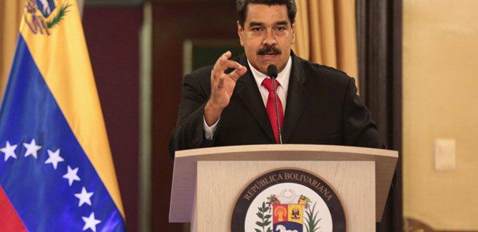 Venezüella: Maduro'ya suikast girişimini Kolombiya finanse etti