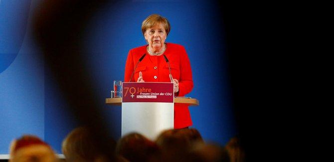 Merkel: Türkiye Ekonomik yardım olmayacak