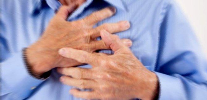 Dünyada her yıl 18 milyon kişi kalp hastalığından hayatını kaybediyor