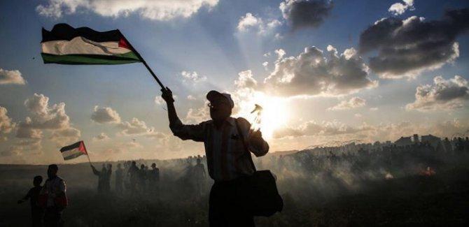 İsrail saldırdı: 5 şehit, 300 yaralı; saldırılar devam ediyor!