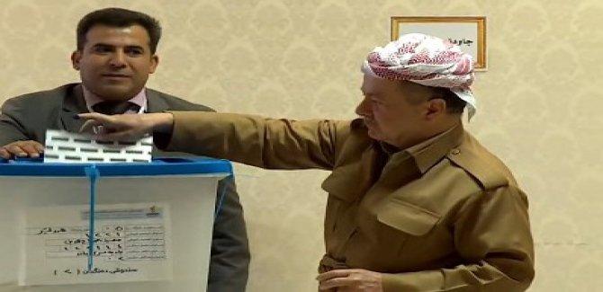 Barzani: Kararı halk verecek