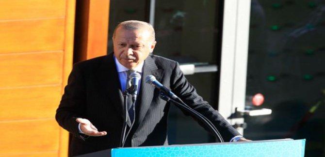 Erdoğan: 'İslami terör örgütü' kavramı yanlıştır