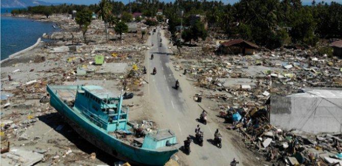 Yardım kuruluşları Endonezya için çalışma başlattı