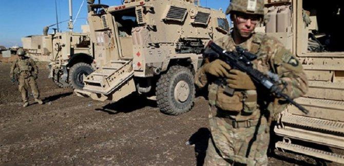ABD'den Suriye-Irak sınırında yeni askeri üs