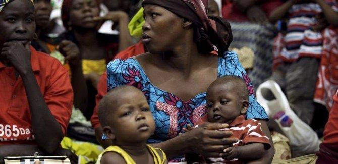 Nijerya'da 1 milyon çocuk açlıkla yüz yüze