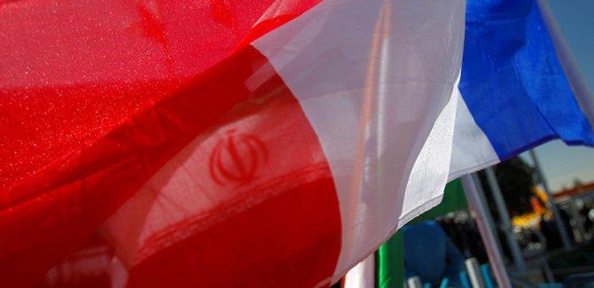 Fransa'dan İran'a Yaptırım