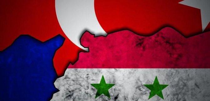 'Türkiyeli ve Suriyeli yetkililer Tahran'da bir araya geldi'