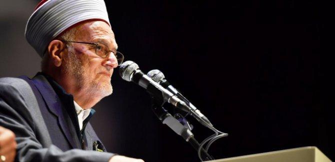 Şeyh Sabri: Siyonistlere toprak ve arsa satan haindir