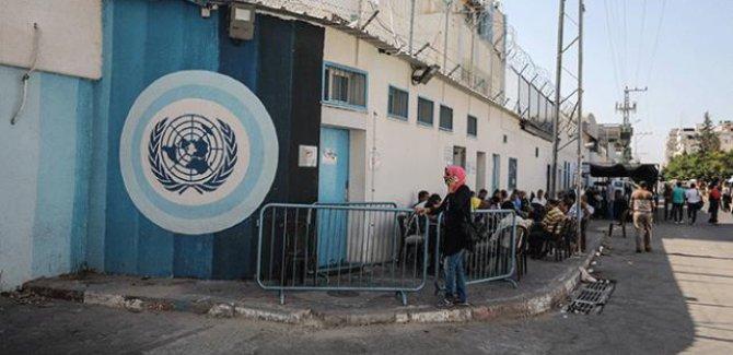 BM Filistinli Mültecilere Yardım Ajansı'ndan İsrail'e tepki
