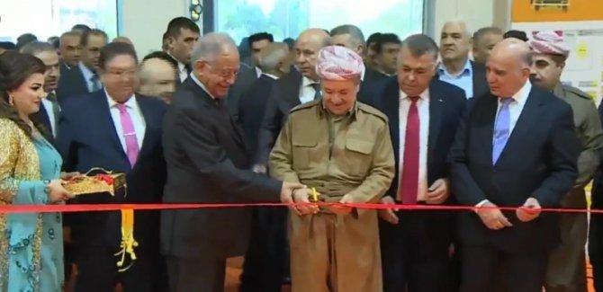 13. Erbil Uluslararası Kitap Fuarı başladı