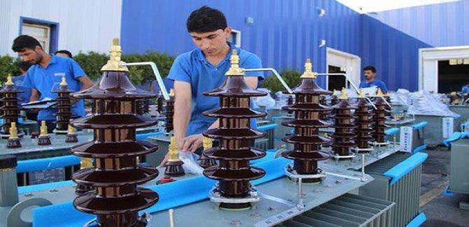 Urfa'dan 20 ülkeye elektrik trafosu ihracatı
