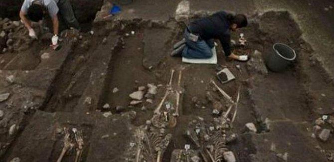 Meksika'da binlerce cesedin kimliği tespit edilemedi