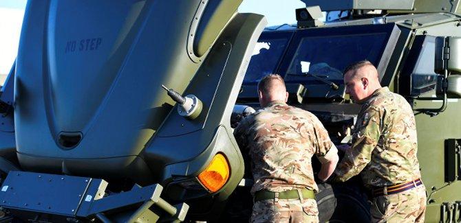 NATO'dan Rusya sınırında 'deneysel' tatbikat