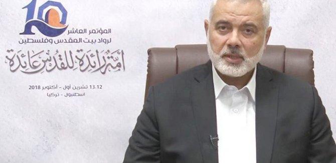 Hamas: Söz veriyoruz; direneceğiz, İsrail'e asla taviz vermeyeceğiz