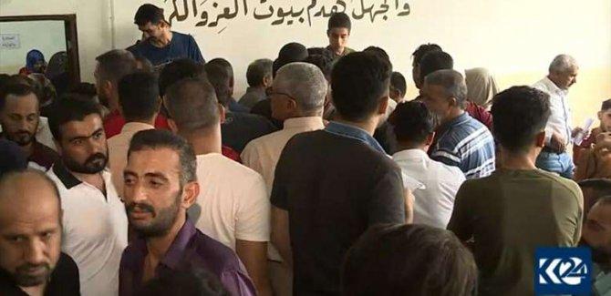 Basralı 800 öğrenciden Kürdistan'a eğitim başvurusu