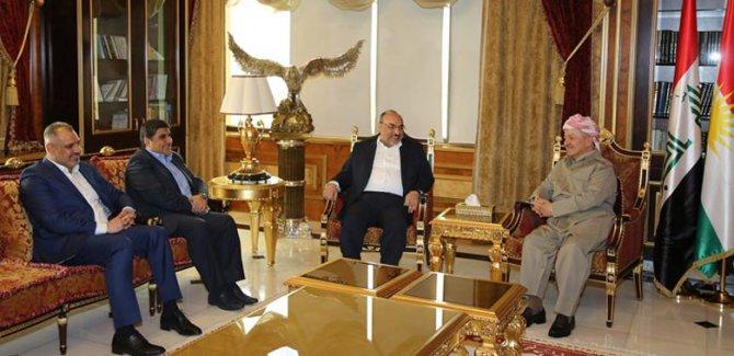 Barzani: Kürdistan halkının talepleri meşrudur!