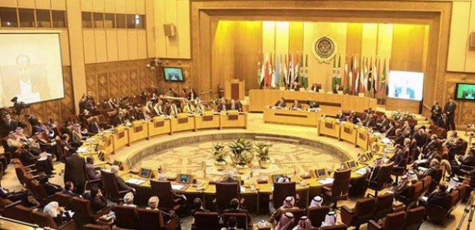 Arap Birliği'nden Yahudi yerleşim birimleri uyarısı