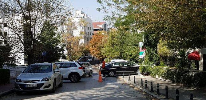 Ankara'daki İran Büyükelçiliği'nde canlı bomba alarmı