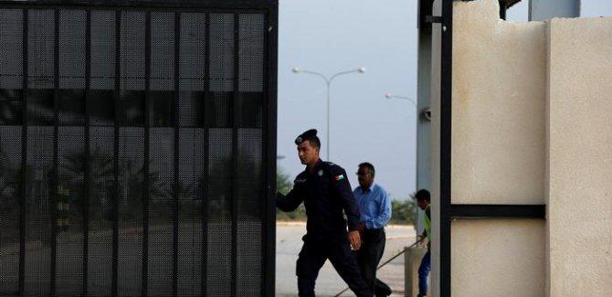 Suriye-Ürdün sınır kapısı 3 yıl sonra yeniden açıldı