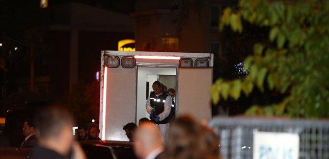 Suudi konsolosluğunda Polis aramaya başladı