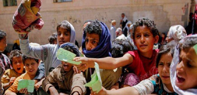 BM: 13,4 milyon Yemenli ölümle karşı karşıya