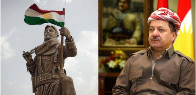 Barzani: Mazlum bir halkın hayallerine ve umuduna namertçe ihanet edildi