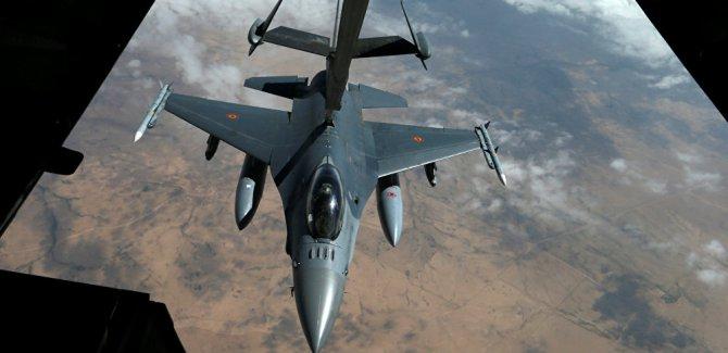 Koalisyon uçağı DSG'yi vurdu, bölge IŞİD kontrolüne geçti