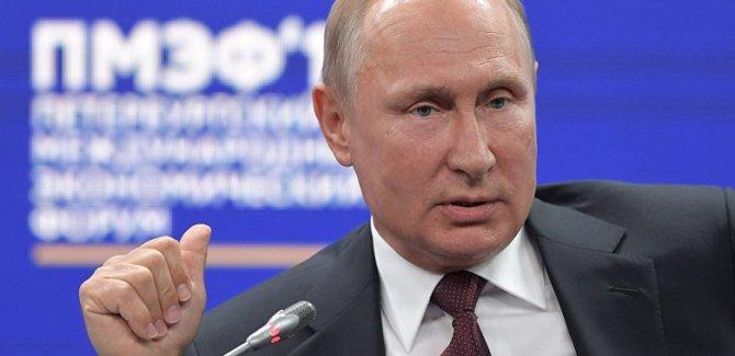 Putin: Suriye'de ABD'liler rehin alındı