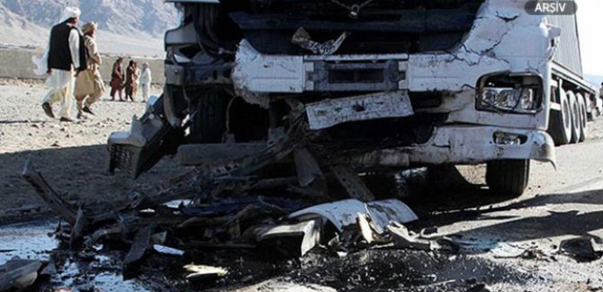 Afganistan'da trafik kazası: 20 ölü