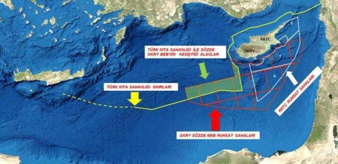 ABD, Doğu Akdeniz'de Aktif Pozisyon Alıyor, Kaos Akdeniz'de