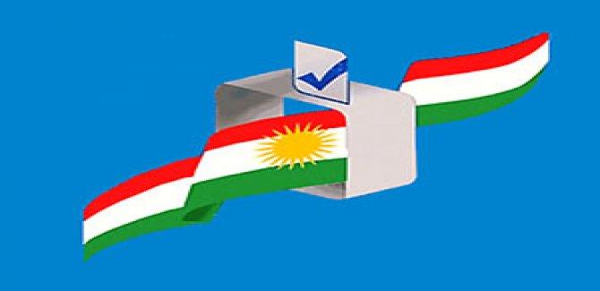 Kürdistan'da Seçime Hile Katıldığı İddiaları Var