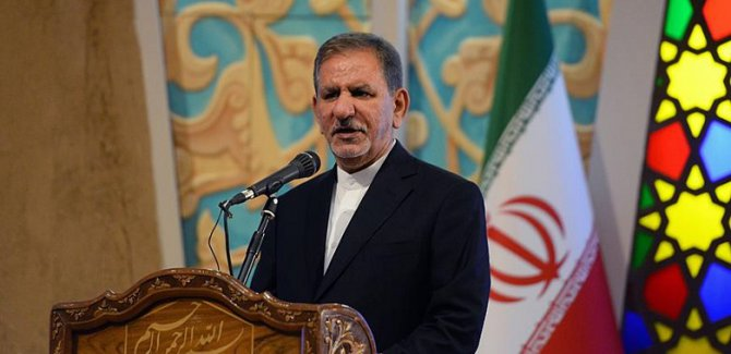 İran: Zorbaca sözlerinizi bırakın