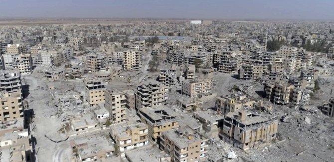 Suriye: Rakka'da Yapılanlar Soykırım