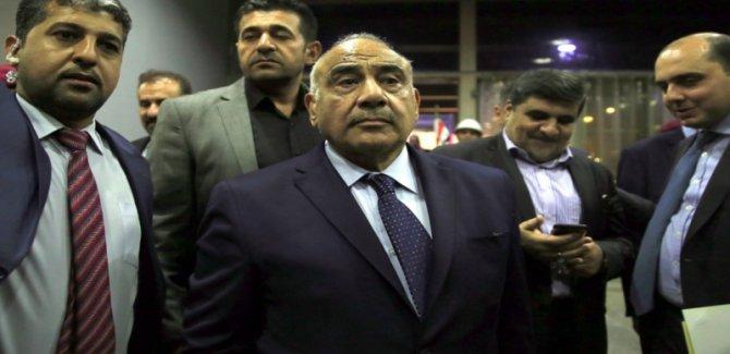 Irak'ta kurulacak yeni kabine için pazarlık başladı