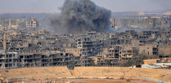 Camii bombalayan ABD'den açıklama: Saldırı meşruydu