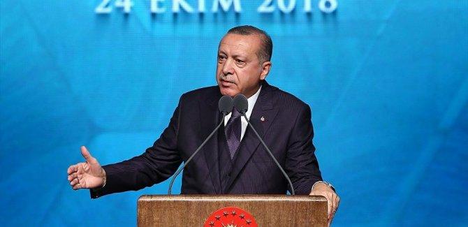 Erdoğan'dan Danıştay'a 'Andımız' tepkisi: Vatandaş beni tokatlıyor, sizi değil