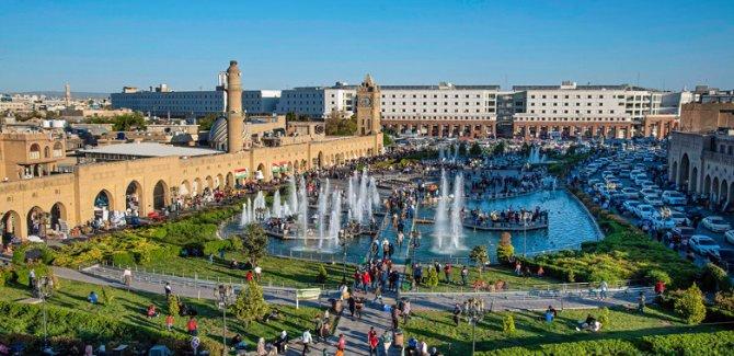 Dünyanın en güvenli 5'inci kenti Erbil