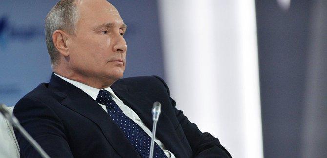 Putin: Rusya'nın dünyada rakipsiz silahları olacak