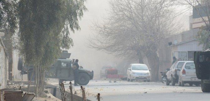Afganistan'da intihar saldırısı: 5 ölü, 12 yaralı