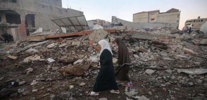 Gazze'de ateşkes anlaşmasına varıldı