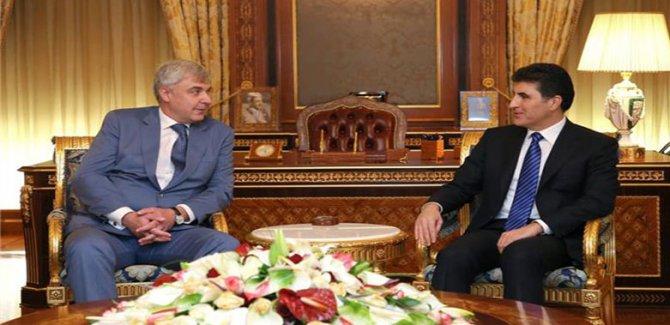 Başbakan: Kürdistan Abdulmehdi'yi destekliyor