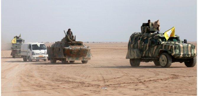 DSG, DAİŞ'e yönelik operasyonlarını durdurdu